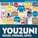 Image for You2Uni  : decide, prepare, apply