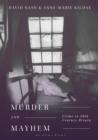 Image for Murder and mayhem  : crime in twentieth-century Britain