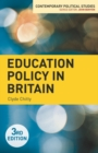 Image for Education policy in Britain