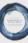 Image for Assessment in social work