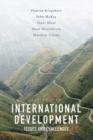 Image for International development  : issues and challenges