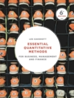 Image for Essential quantitative methods for business, management and finance