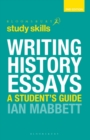 Image for Writing history essays