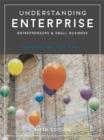 Image for Understanding enterprise  : entrepreneurs & small business