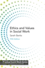 Image for Ethics and values in social work
