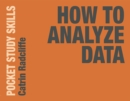 Image for How to analyze data