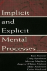 Image for Implicit and explicit mental processes