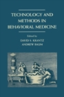 Image for Technology and methods in behavioral medicine