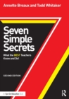 Image for Seven simple secrets  : what the best teachers know and do!