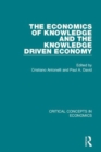Image for The economics of knowledge and ...
