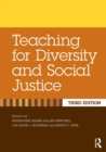 Image for Teaching for diversity and social justice