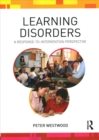 Image for Learning disorders  : a response-to-intervention perspective