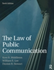 Image for The law of public communication