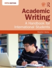 Image for Academic writing  : a handbook for international students