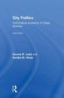 Image for City politics  : the political economy of urban America