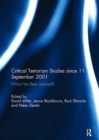 Image for Critical terrorism studies since 11 September 2001  : what has been learned?