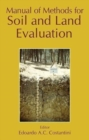 Image for Manual of Methods for Soil and Land Evaluation