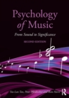 Image for Psychology of music  : from sound to significance