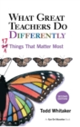 Image for What great teachers do differently  : 17 things that matter most
