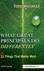 Image for What Great Principals Do Differently : Eighteen Things That Matter Most