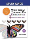 Image for Study Guide: What Great Teachers Do Differently : 17 Things That Matter Most