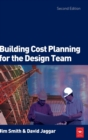 Image for Building Cost Planning for the Design Team