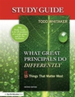 Image for Study Guide: What Great Principals Do Differently : Eighteen Things That Matter Most