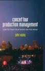 Image for Concert tour production management