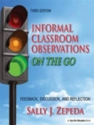 Image for Informal classroom observations on the go  : feedback, discussion and reflection