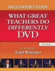 Image for What great teachers do differently: Facilitator's guide