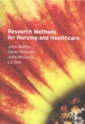 Image for Research methods for nursing and healthcare