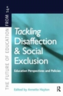Image for Tackling Disaffection and Social Exclusion