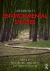 Image for Companion to environmental studies