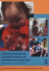 Image for Understanding special educational needs and disability in the early years  : principles and perspectives