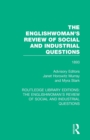 Image for The Englishwoman's review of social and industrial questions: 1893