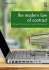 Image for The modern law of contract