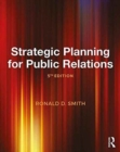 Image for Strategic planning for public relations
