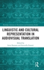 Image for Linguistic and cultural representation in audiovisual translation