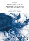 Image for An introduction to applied linguistics