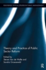 Image for Theory and practice of public sector reform