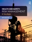 Image for Health and safety  : risk management