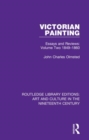 Image for Victorian paintings  : essays and reviewsVolume two,: 1849-1860