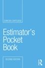 Image for Estimator's pocket book