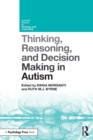 Image for Thinking, Reasoning, and Decision Making in Autism
