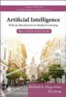 Image for Artificial intelliegence  : with an introduction to machine learning