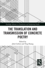 Image for Concrete poetry  : translation and transmission