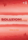 Image for Soluzioni : A Practical Grammar of Contemporary Italian