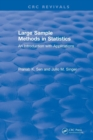 Image for Revival: Large Sample Methods in Statistics (1994) : An Introduction with Applications