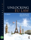 Image for Unlocking EU law
