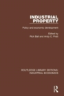 Image for Industrial property  : policy and economic development